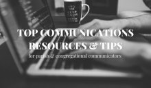 Communication Resources for Parishes